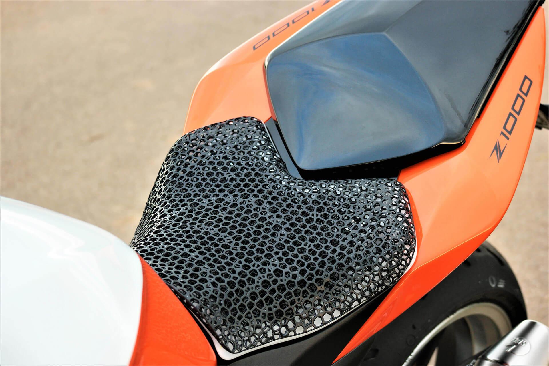 Motorbike Saddle